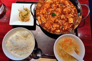 【赤坂】過門香で美味しい中華ランチ