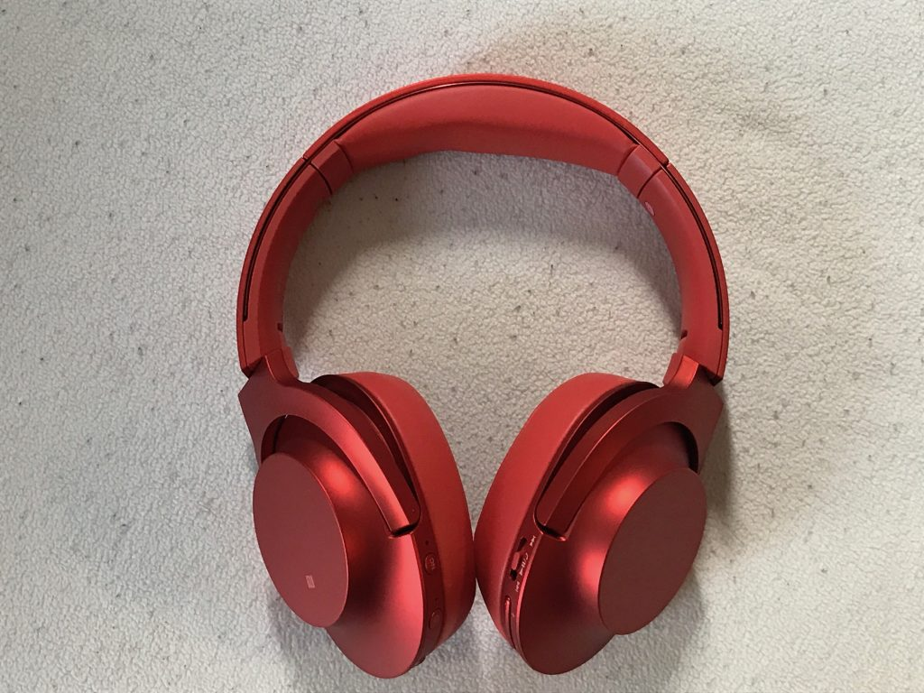 SONY MDR-100ABN(h.ear on wireless NC)REDの特徴