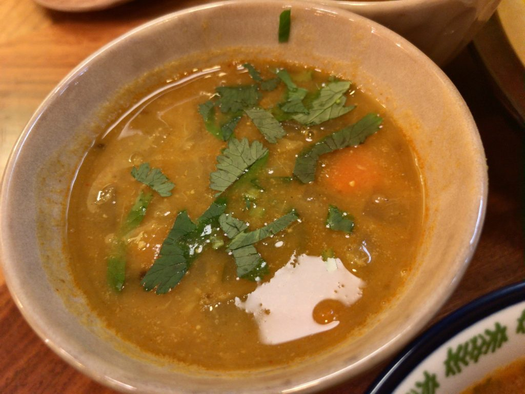豆野菜カレー