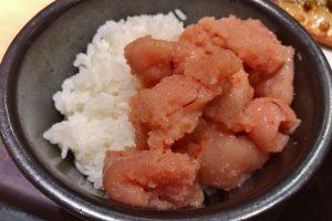 ランチの王様「やまや」トロットロの塩サバ+明太子食べ放題
