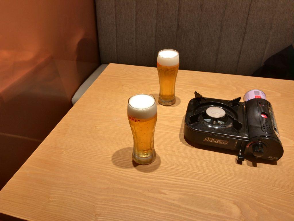 馳走日和のアルコール飲み放題メニュー