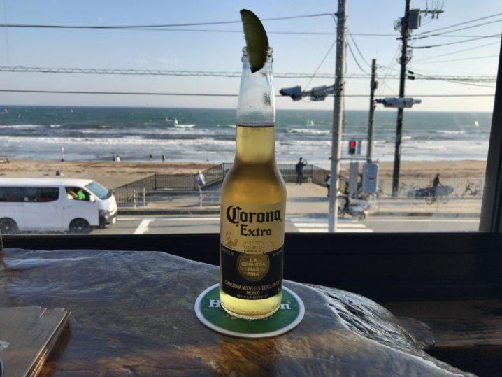 【鎌倉 由比ヶ浜海岸】眼の前は海!シードレスバーのグルメごはん