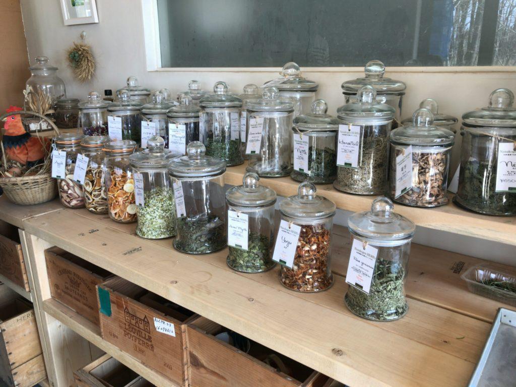 那須高原Herb'sの手作り体験教室