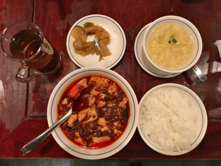 【陳麻婆豆腐】みなとみらいの麻婆豆腐ランチ1,100円がやみつきの美味しさ✨