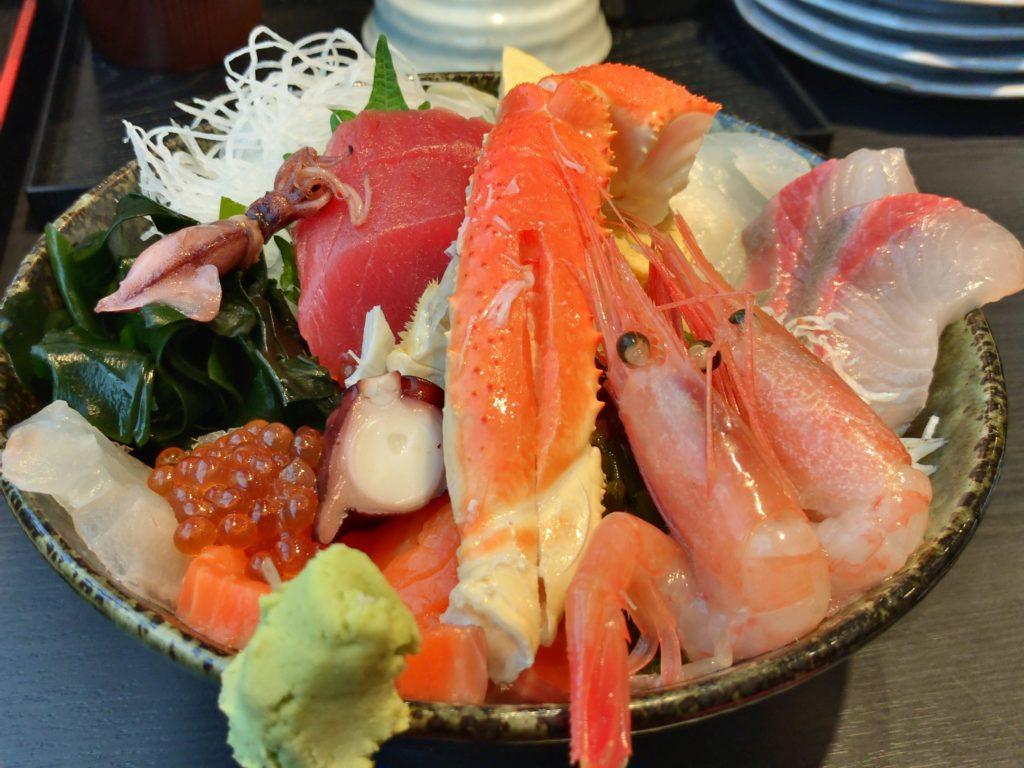 さかなや(本店)の豪華海鮮丼