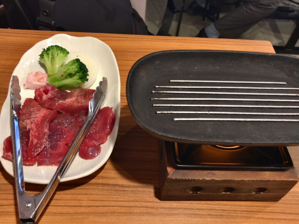 仙台名物 絶品炙り牛タン