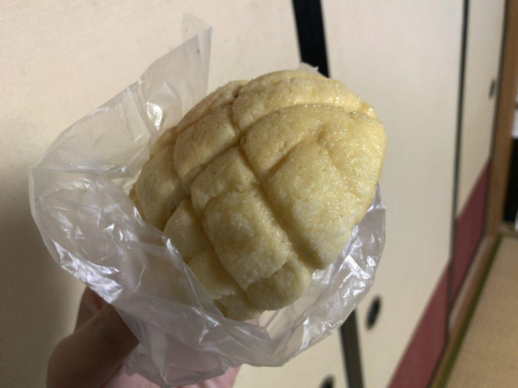 penny laneのメロンパン(120円)