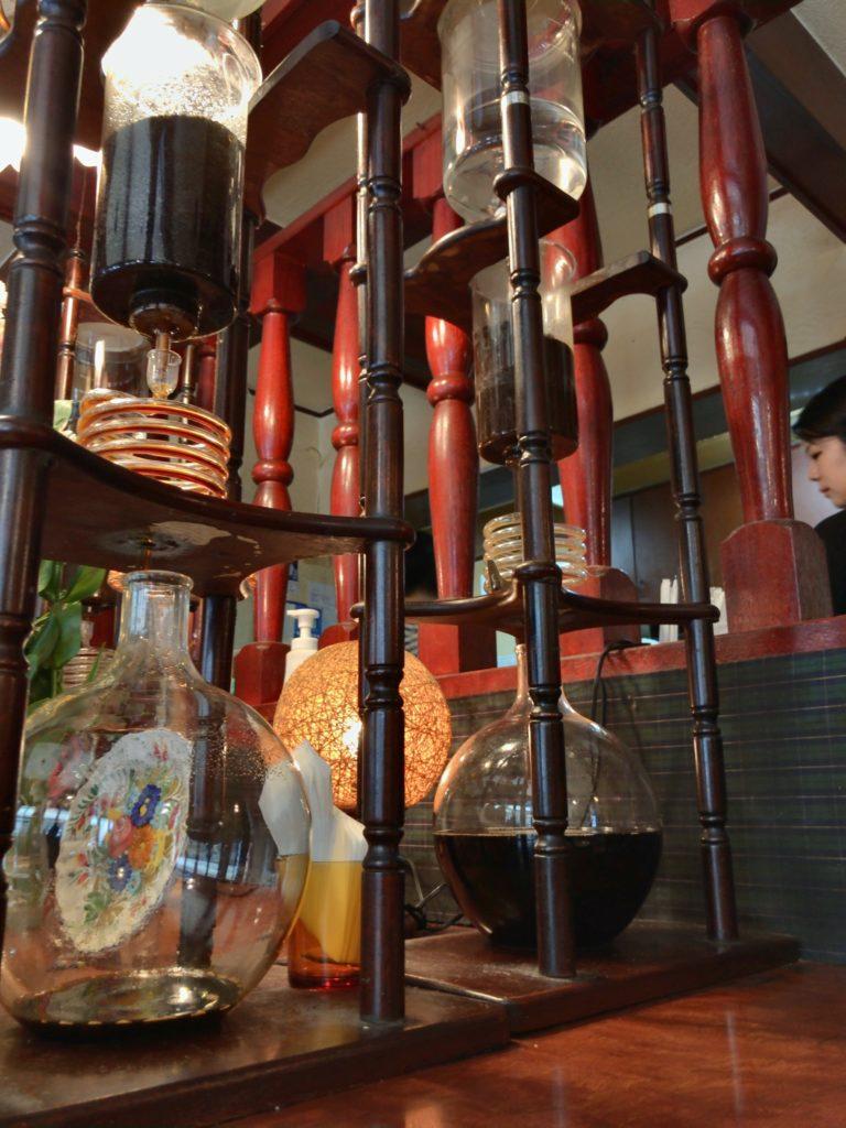西荻窪の喫茶店それいゆの本格水出しコーヒー