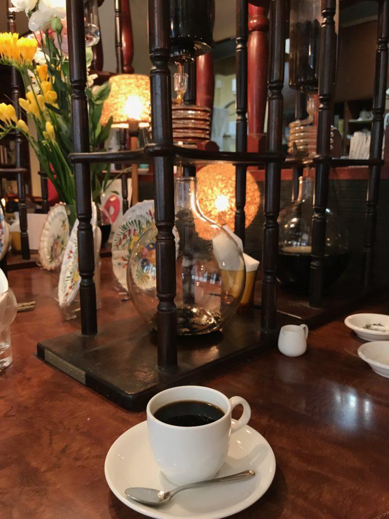 西荻窪の喫茶店それいゆは喫煙可能