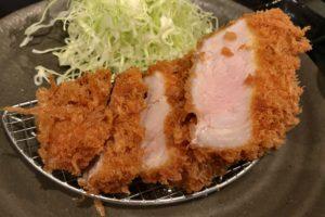 【柏】瓢(ひさご)の上ロースカツ定食(1,500円)が悶絶するくらい絶品✨