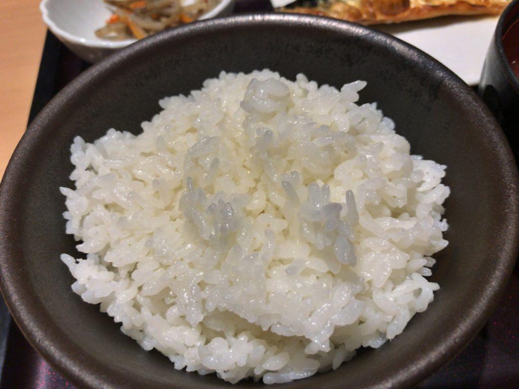 やまやの白米(食べ放題)