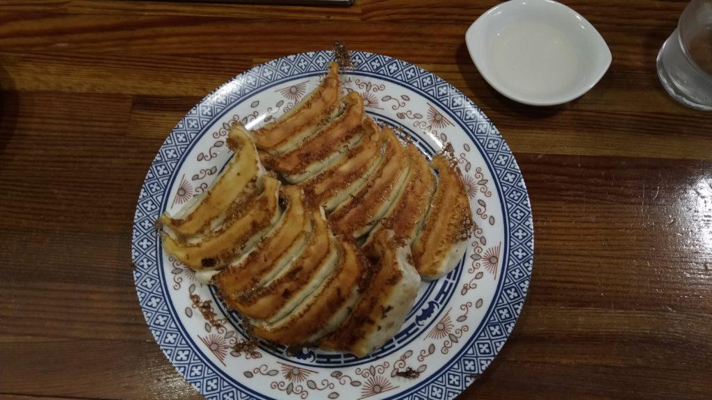 正嗣(まさし)の焼餃子