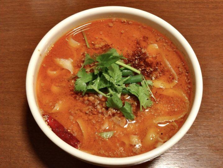 【赤坂】都内最高峰の麻辣刀削麺のお店「唐朝刀削麺」行ってきた
