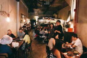 シンガポールの朝食にオススメのカフェ「RONIN」行ってきた