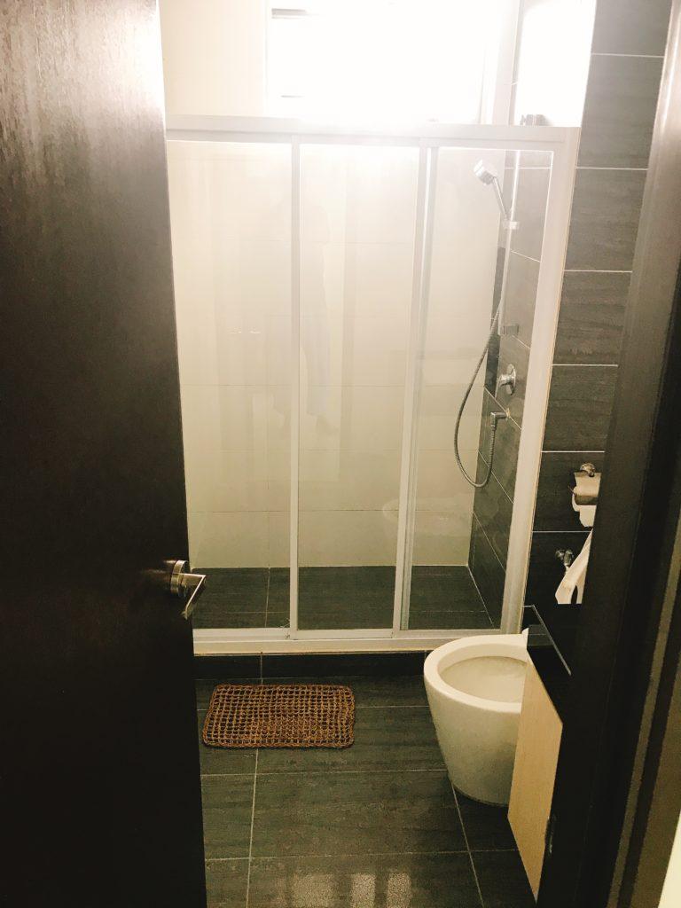 Molek Pulaiのバスルーム