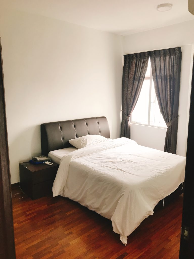 Molek Pulaiのベッドルーム