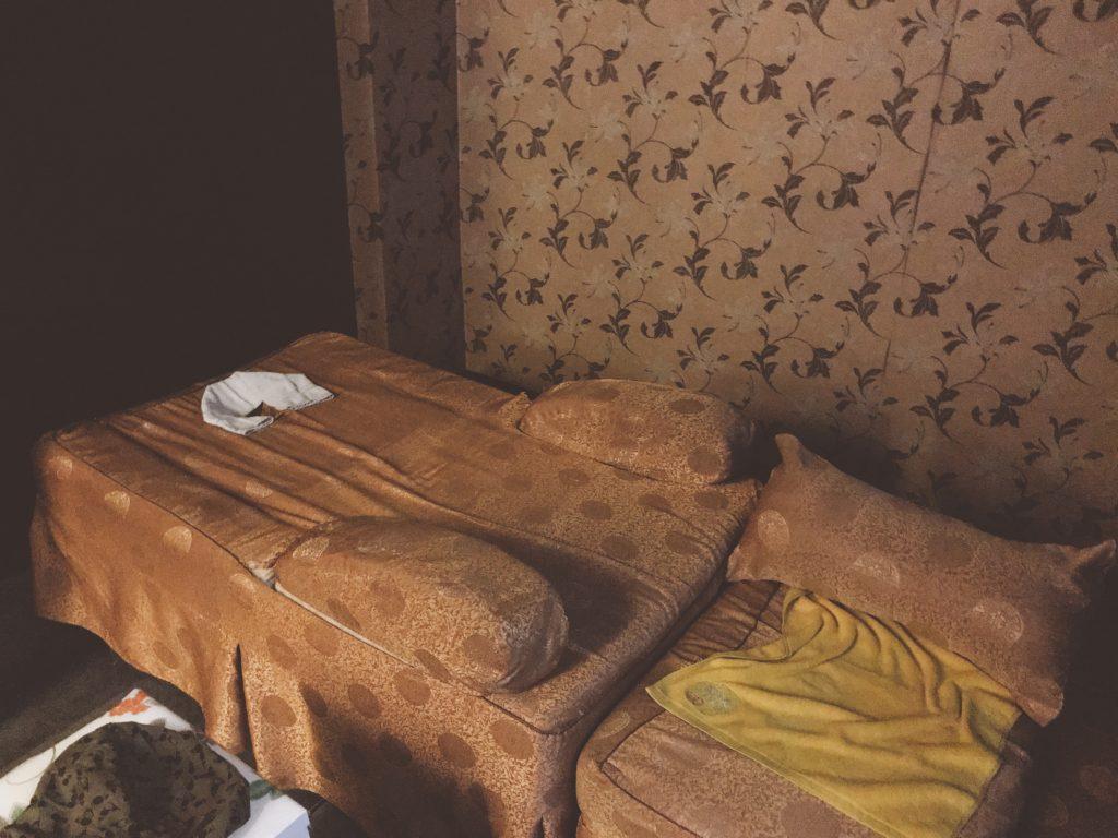 ジョホールバルで日本人に人気のマッサージ店「KAKI KAKI Reflexology TAMAN MOLEK 2」のfoot massage 60分/1,400円・RM48