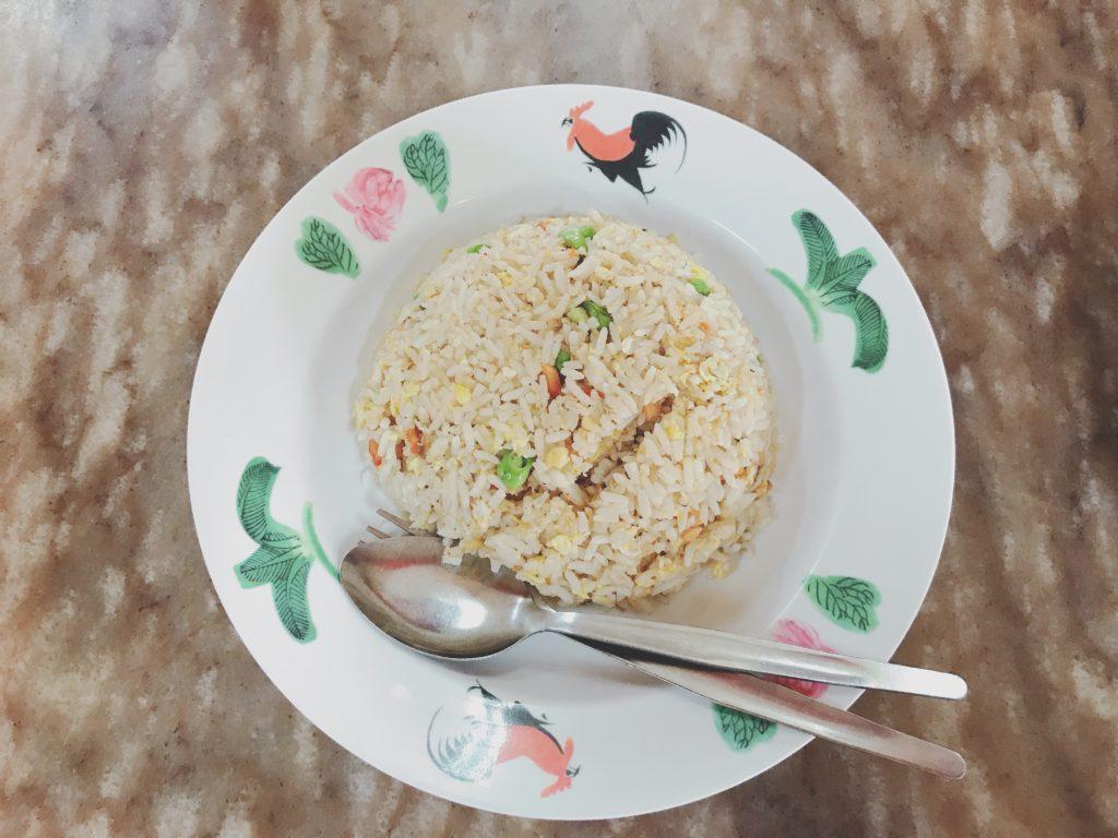 炒飯(150円くらい)