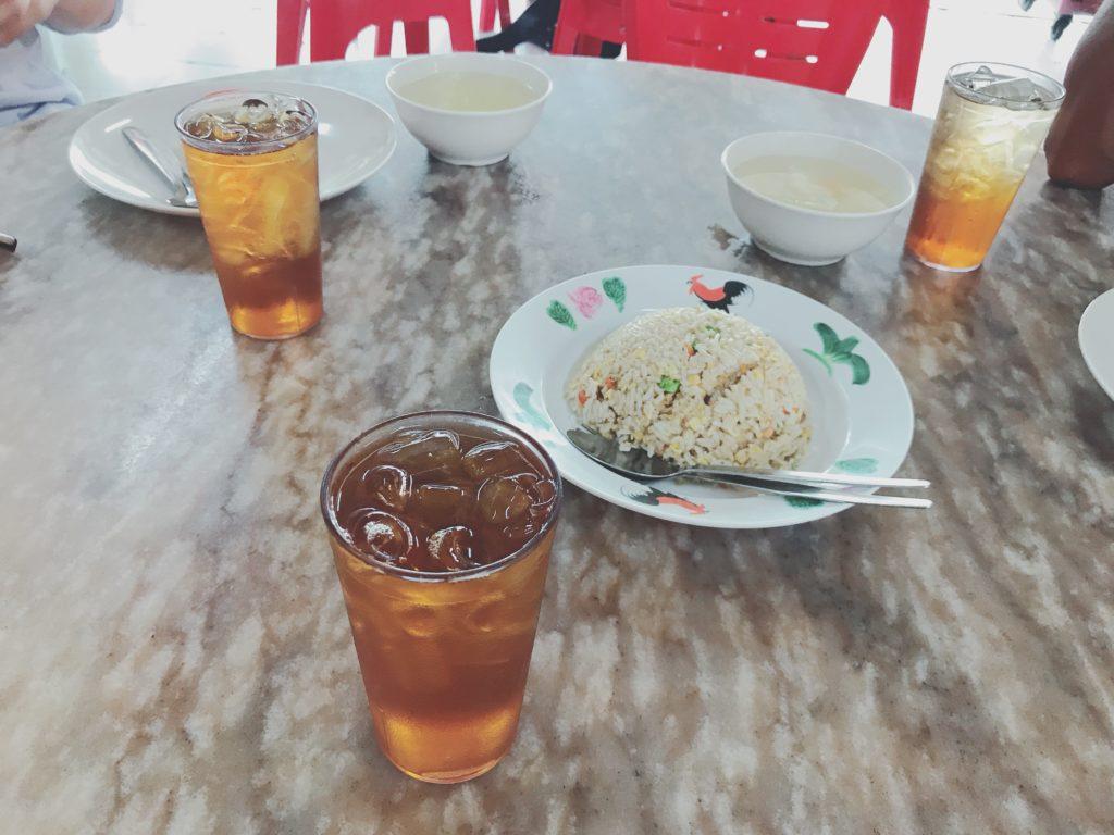 中国茶(30円)