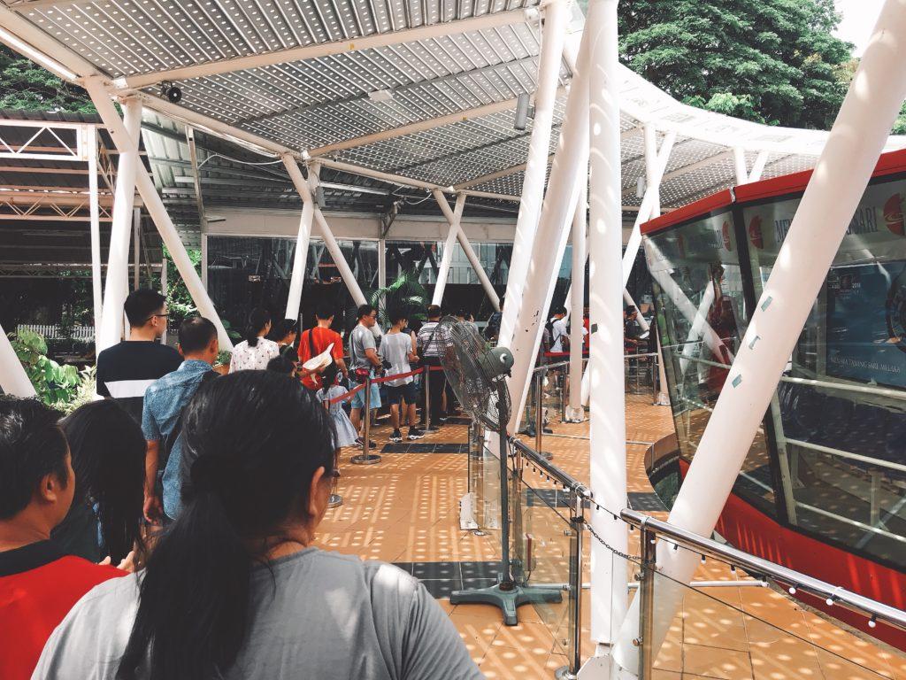 MELAKA TAMING SARI(マラッカタワー)の入場料