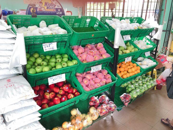 ジョホールバルのQQスーパーマーケットではどんなものが買える?