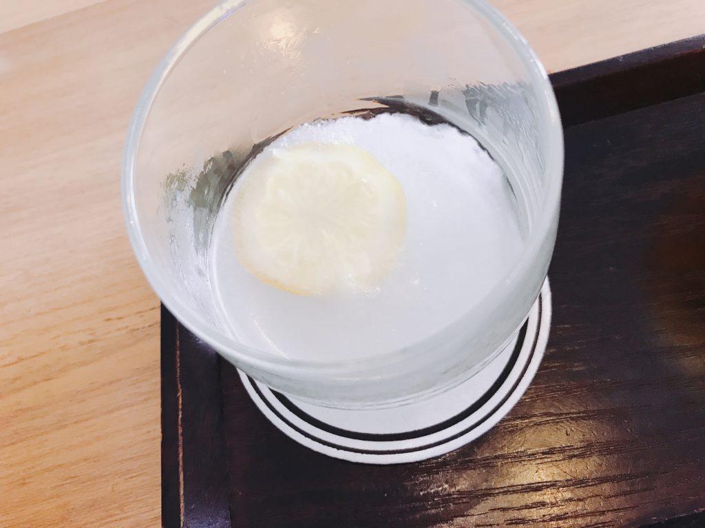 Mixed Fruits Iced Tea 540円/RM17.90