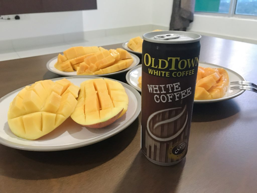 美味しい食べごろマンゴーの見分け方