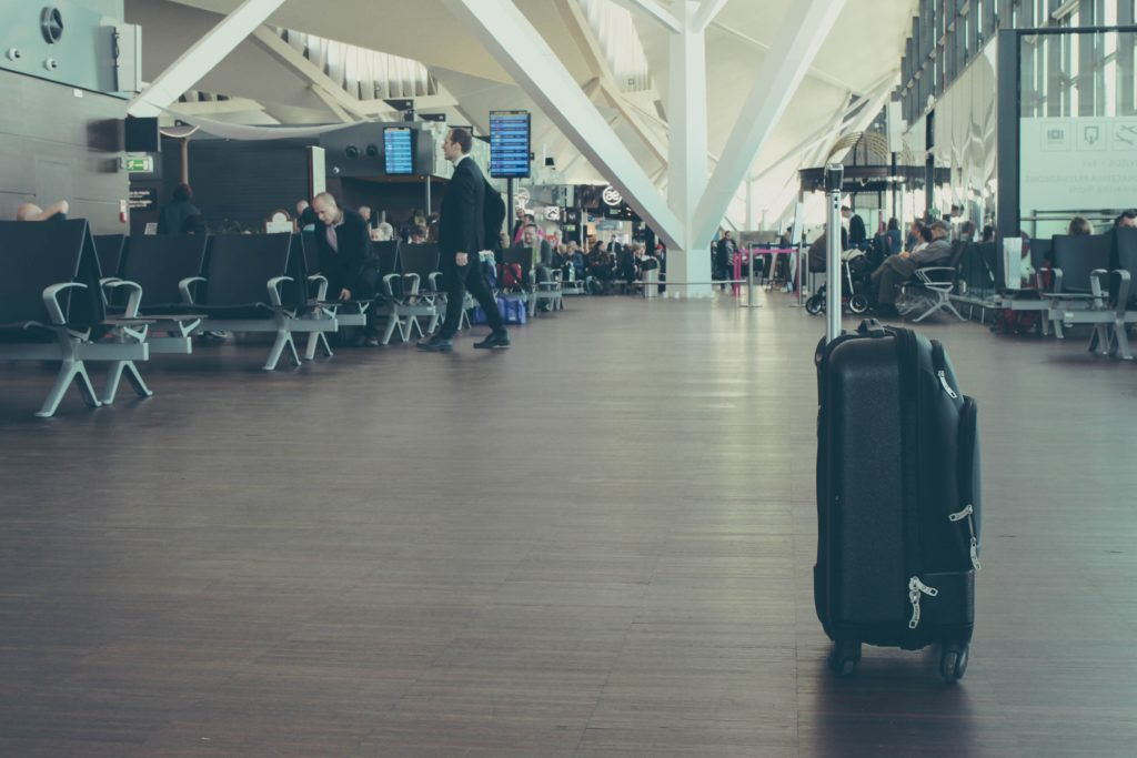 【ポイント①】国内36ヶ所の空港ラウンジを無料で利用できる!