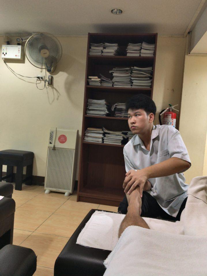 バンコクで一番痛い?木先生の足裏マッサージ体験