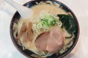 【北千住】北海道らーめん みそ熊の味噌ラーメン(680円)