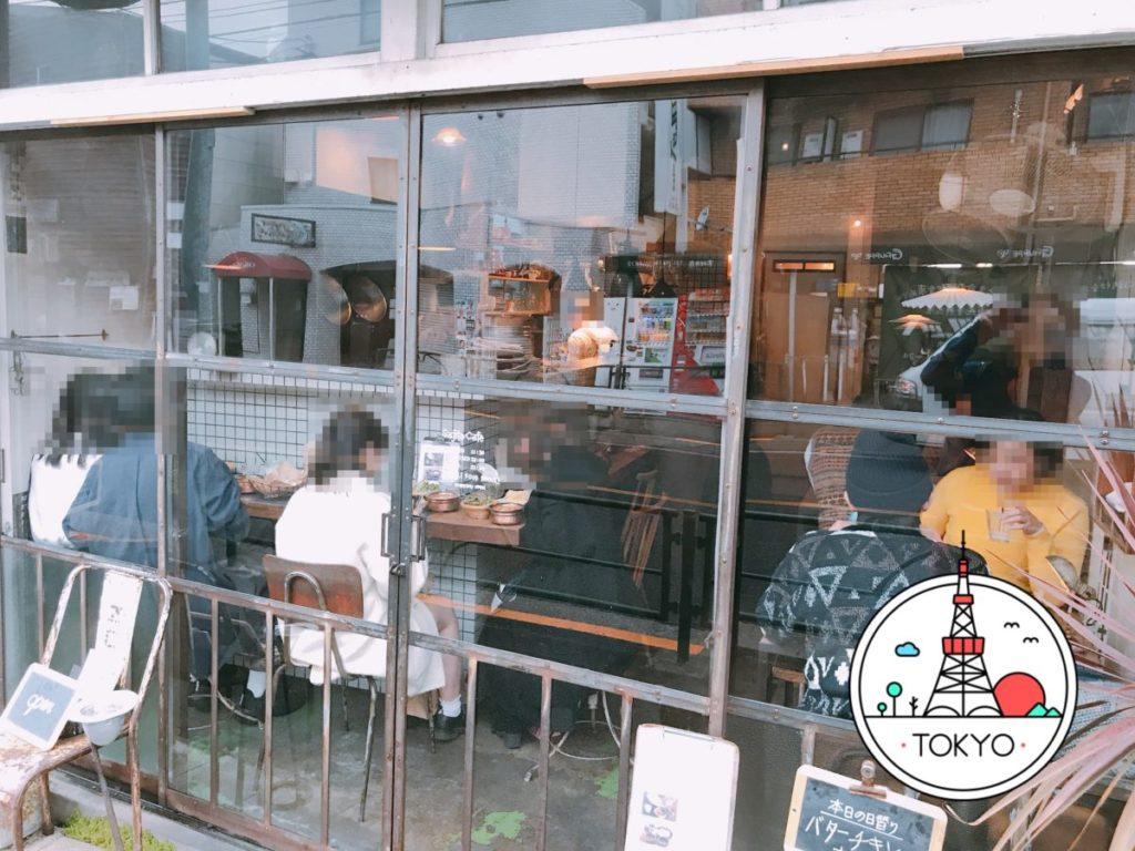 Sajilo Cafeの外観