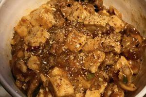第1回:陳麻婆豆腐のような辛旨麻婆豆腐をつくりたい