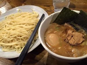 風雲児つけ麺