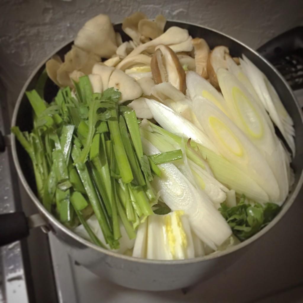 簡単自作鍋
