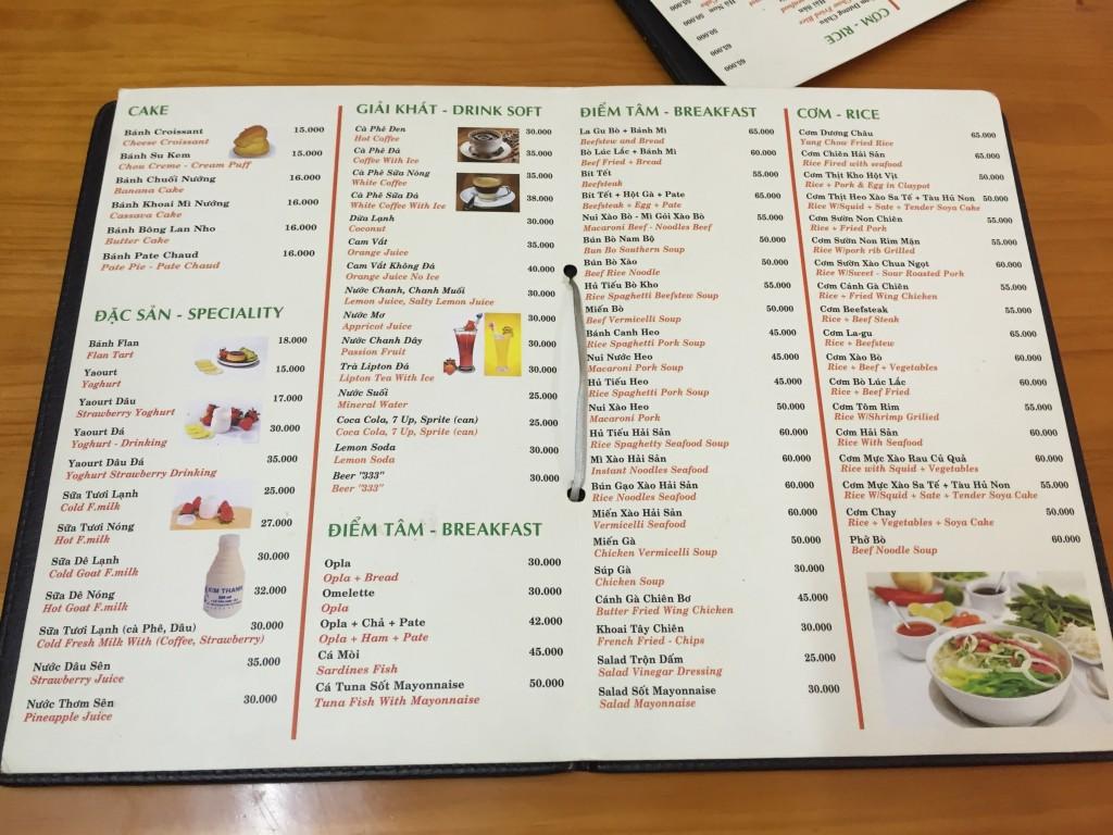 ベトナムプリンのお店 KIM THANHに行きました