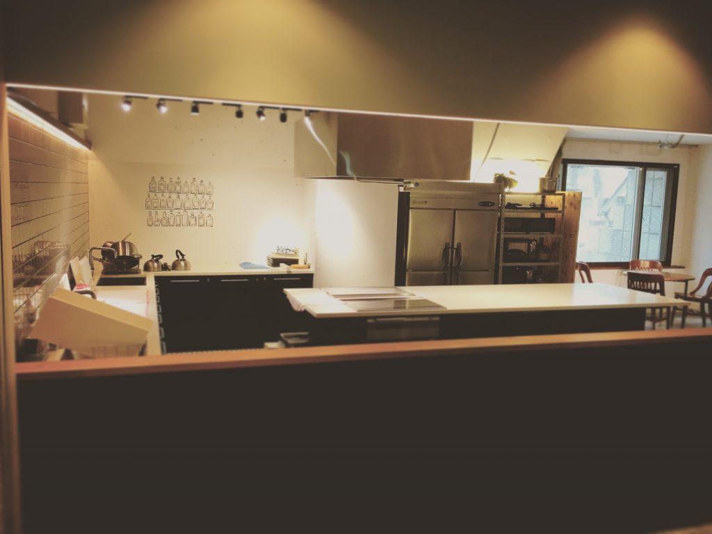 BUKATSUDOはキッチン完備!