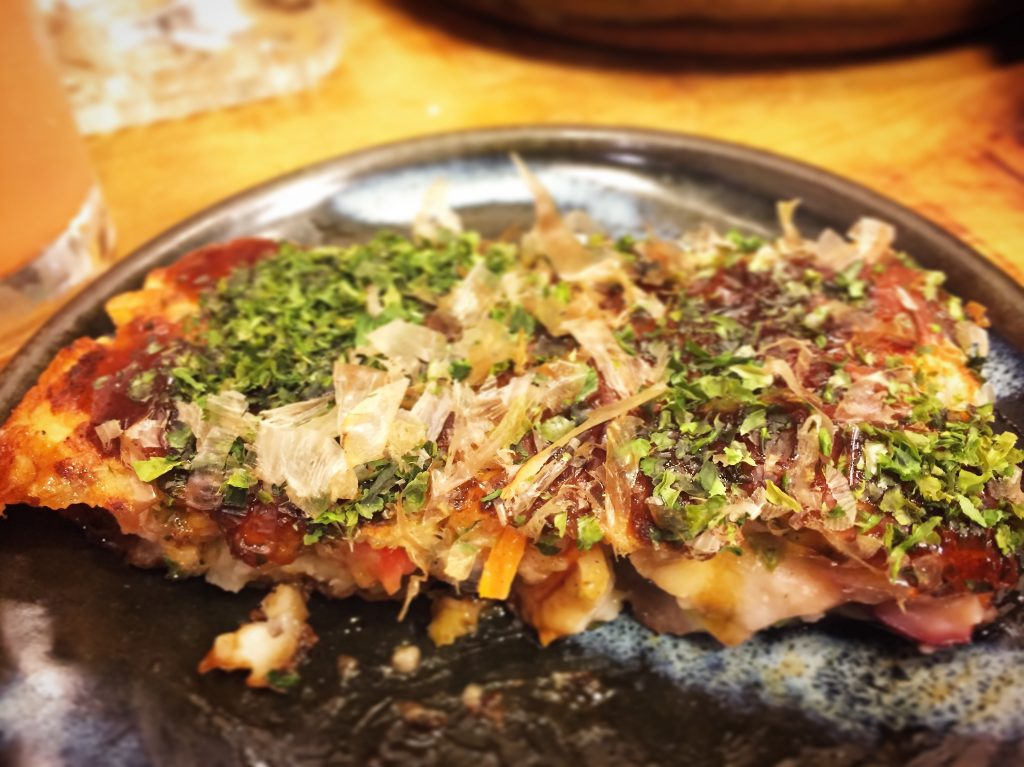 亀有で本格おでんが食べれる「まづいや」はお好み焼きもおいしい!