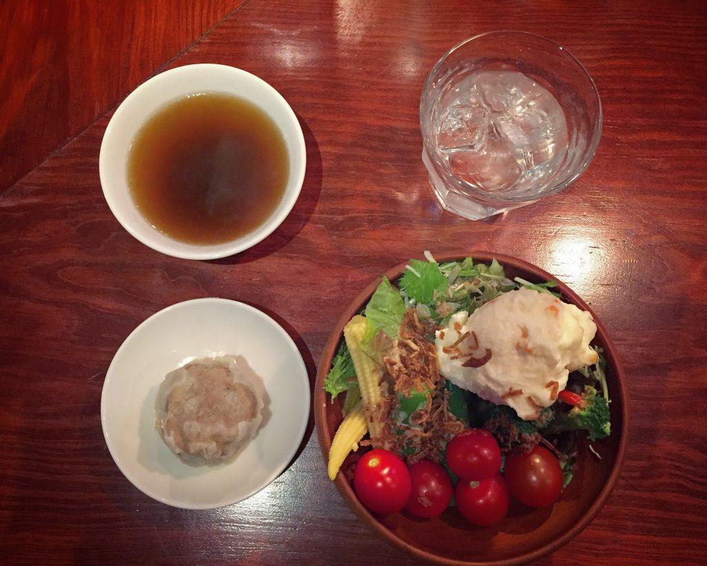 【北千住】ランチで野菜不足解消✨REW-ENの野菜グルメ【火木限定】