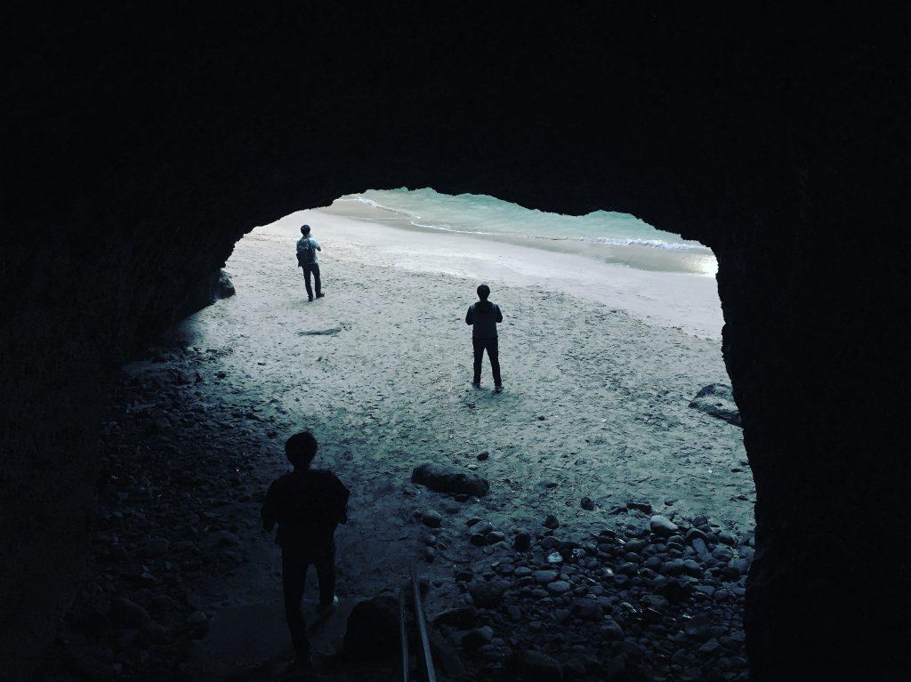 龍宮窟・サンドスキー場で有名な田牛海岸・海水浴場が意外と楽しめる✨