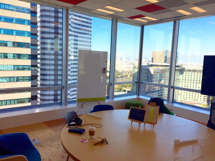 【LODGE】東京赤坂のコワーキングの無料会議室が凄すぎる✨