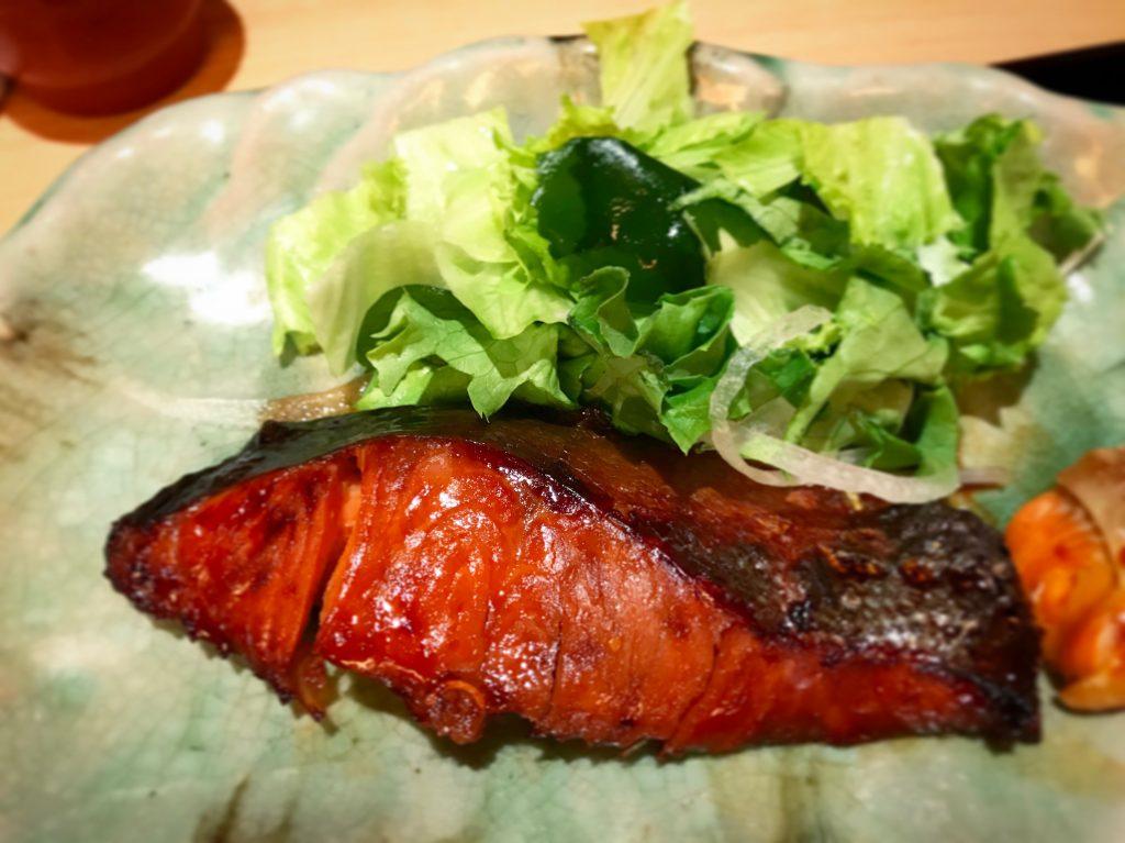 【赤坂あじさい】赤坂でグルメの魚ランチするならここ✨