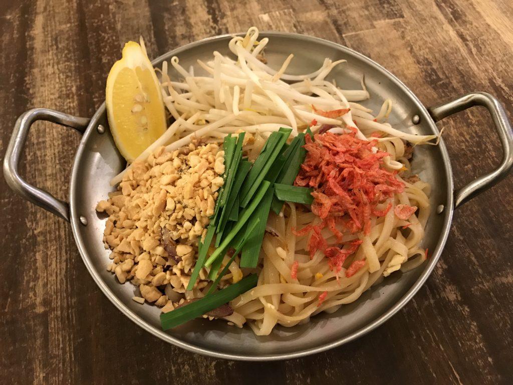 北千住No.1タイ料理店チャイヤイのパッタイは意外に普通の味!?