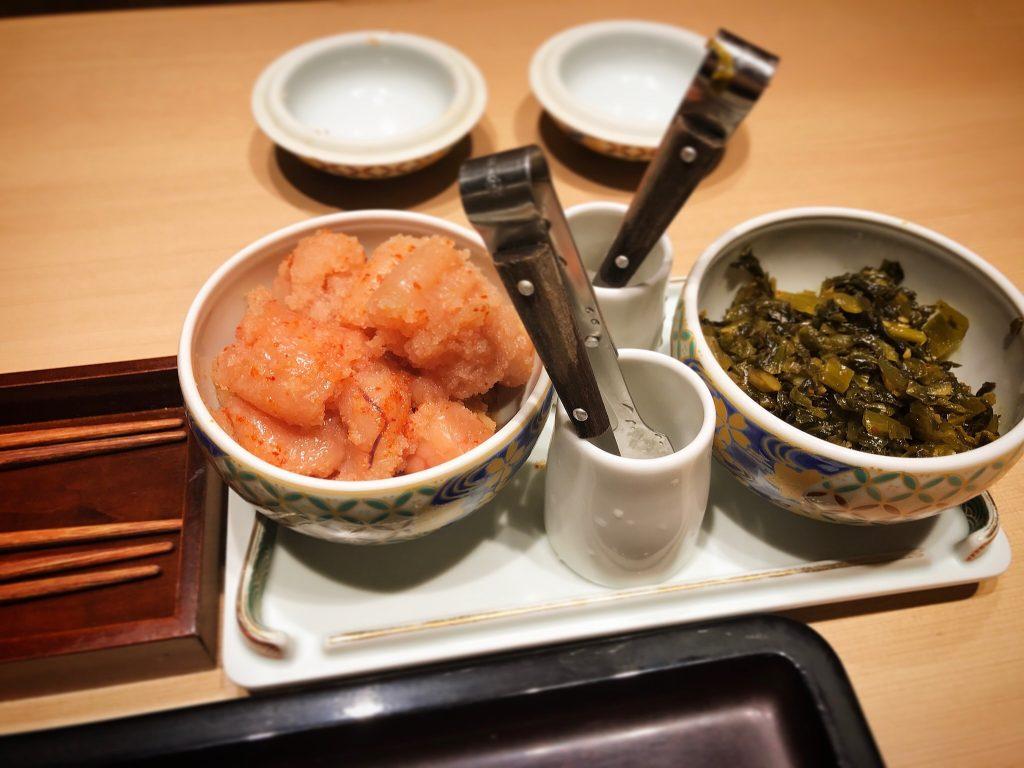北千住やまやの塩サバ定食(1,000円)