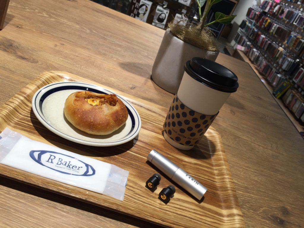 【r baker】北千住で大人気!パンがとってもおいしいカフェを見つけた✨