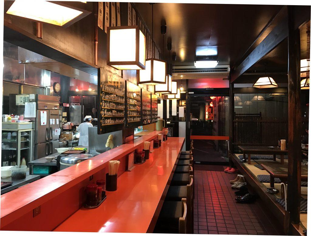 綾瀬の唐揚げで有名な居酒屋「味安」で唐揚げ定食に挑戦✨