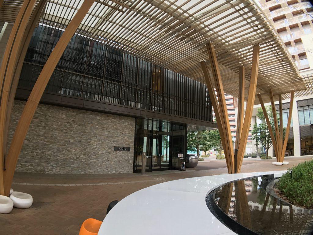 柏の葉の巨大コワーキング「KOIL」が想像超えてて凄い!