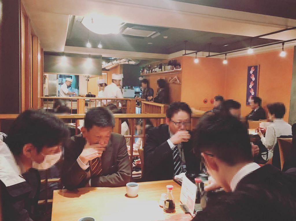 京ばし松輪のアジフライランチが噂通り凄かった!