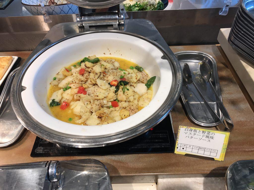 馳走日和の新鮮野菜食べ放題(再訪)