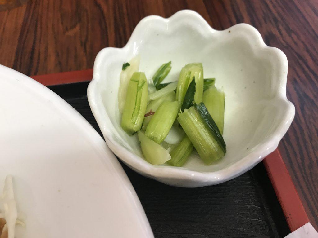 安くて美味しい市場メシ!徳田屋は生姜焼きもうまい✨