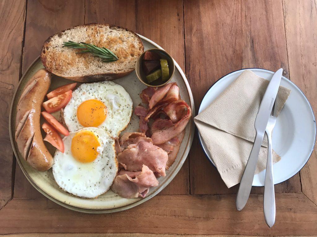 Full Breakfast - Pork(249B)